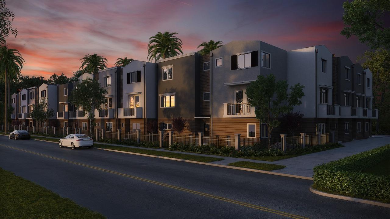 Un investissement immobilier dans un quartier neuf
